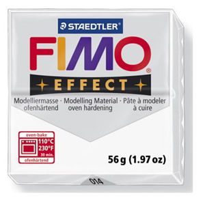 Translucent colours FIMO EFFECT polimer clay translucent 8020-014 56grs