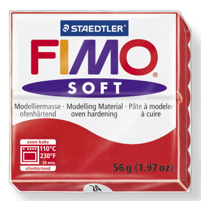 FIMO SOFT polimer clay