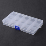 Plastic Beads Storage 1g5 compartments