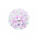 Strass bead full dried 10mm