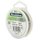 Beadalon wire (7 strands)