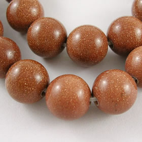 Natural gemestone bead