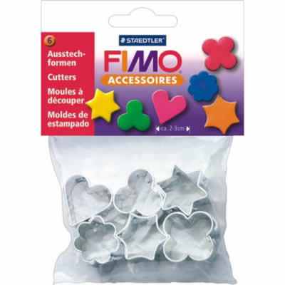 FIMO shaped cutters