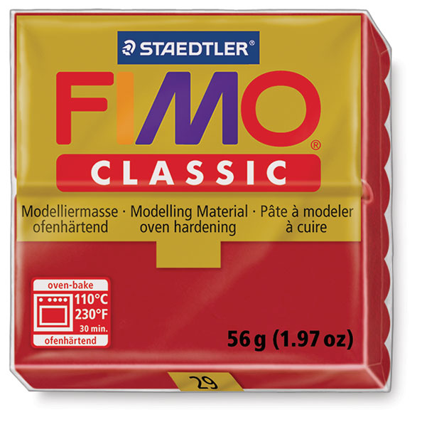 FIMO CLASSIC polimer clay