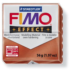 Metallic coloursFIMO EFFECT polimer clay