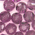 Swarovski Faceted 4mm