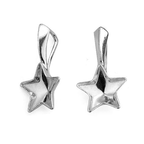 Swarovski Star pendant 10MM 4745