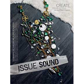 CREATE YOUR STYLE Magazine ISSUE SOUND